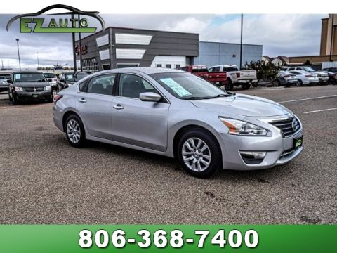 Pre-Owned 2015 Nissan Altima 4DR SDN I4 2.5