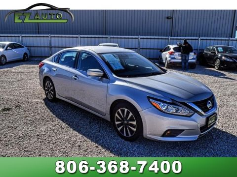Pre-Owned 2017 Nissan Altima 2.5 SEDAN