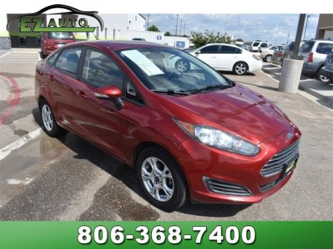 Pre-Owned 2015 Ford Fiesta 4dr Sdn SE