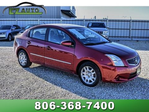 Pre-Owned 2012 Nissan Sentra 4dr Sdn I4 CVT 2.0