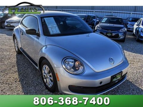 Pre-Owned 2013 Volkswagen Beetle Coupe 2DR AUTO 2.5L