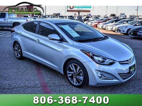 Pre-Owned 2014 Hyundai Elantra 4dr Sdn Auto Limited