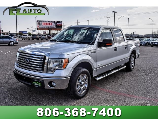 Pre-Owned 2011 Ford F-150 2WD SUPERCREW 145 XLT