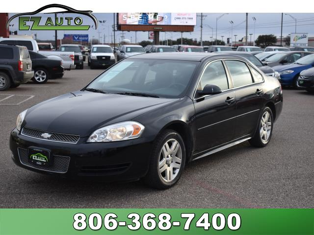 Pre-Owned 2013 Chevrolet Impala 4dr Sdn LT Fleet