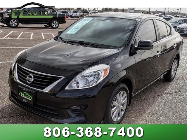 Pre-Owned 2012 Nissan Versa 4dr Sdn CVT 1.6 SV
