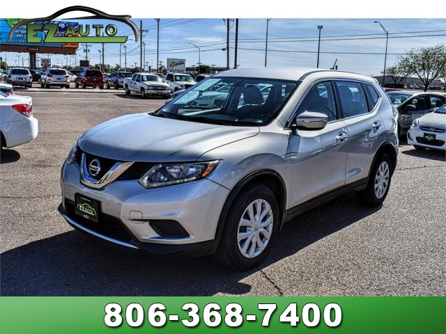 Pre-Owned 2015 Nissan Rogue FWD 4dr SV