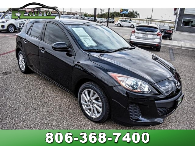 Pre Owned 2013 Mazda3 5dr HB Auto I Touring