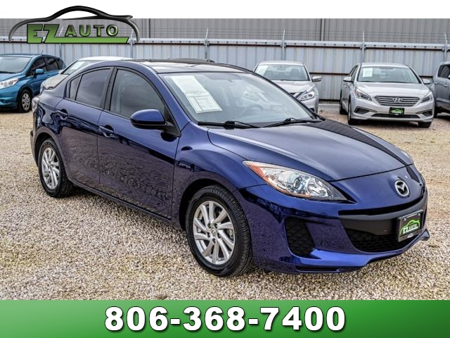 Pre-Owned 2012 Mazda3 4dr Sdn Auto i Grand Touring