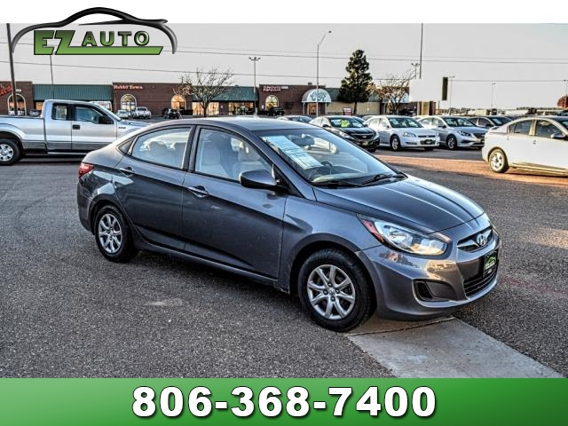 Pre-Owned 2014 Hyundai Accent 4dr Sdn Auto GLS