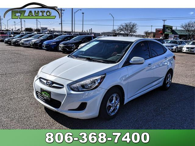 Pre-Owned 2014 Hyundai Accent GLS 4-Door