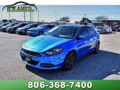 Pre-Owned 2016 Dodge Dart 4dr Sdn SXT