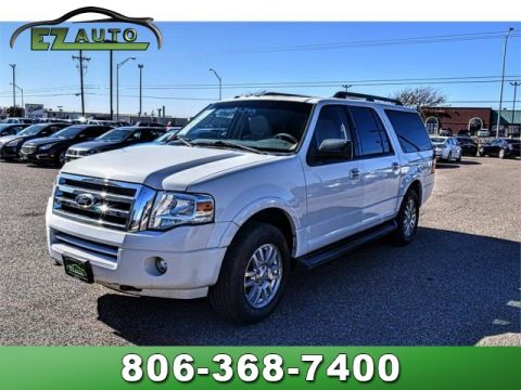 Pre-Owned 2011 Ford Expedition EL 4WD 4dr King Ranch