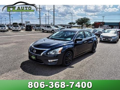 Pre-Owned 2013 Nissan Altima 4DR SDN I4 2.5 S