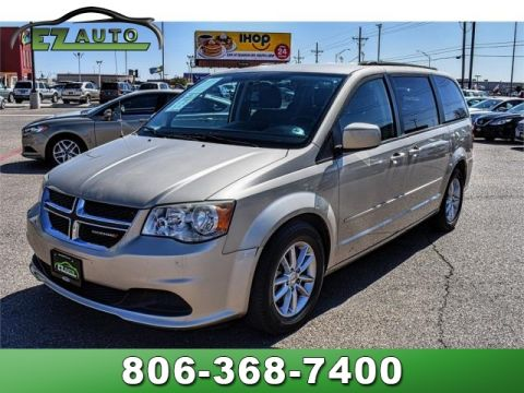 Pre-Owned 2014 Dodge Grand Caravan 4dr Wgn SXT