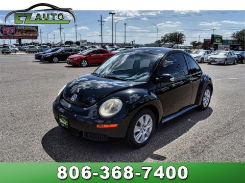 Pre-Owned 2008 Volkswagen New Beetle Coupe 2dr Auto SE