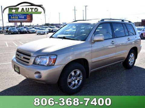 Pre-Owned 2007 Toyota Highlander 2WD 4dr V6 w/3rd Row (GS)