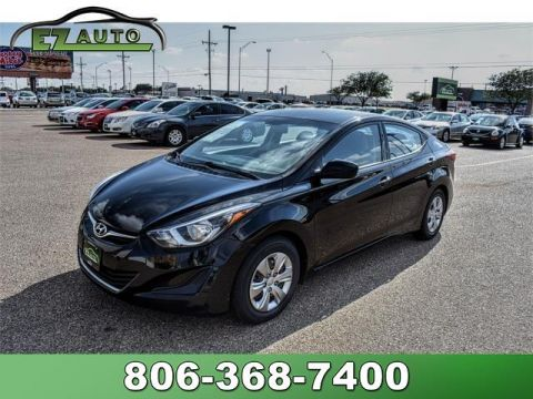 Pre-Owned 2016 Hyundai Elantra SE 6AT
