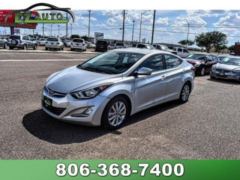 Pre-Owned 2015 Hyundai Elantra SE 6AT